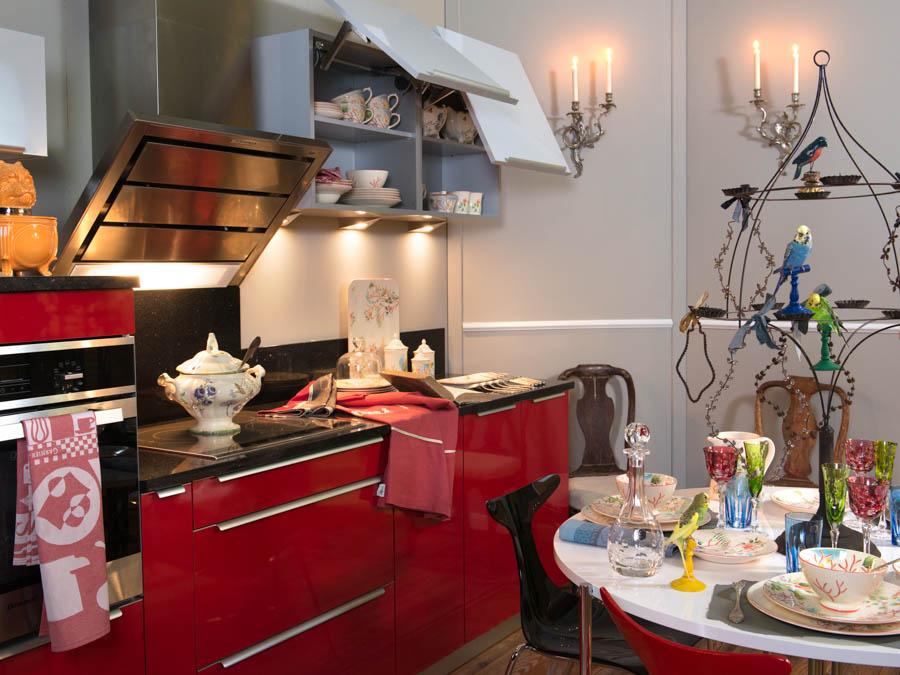 Maison éphémère en Lorraine | La cuisine