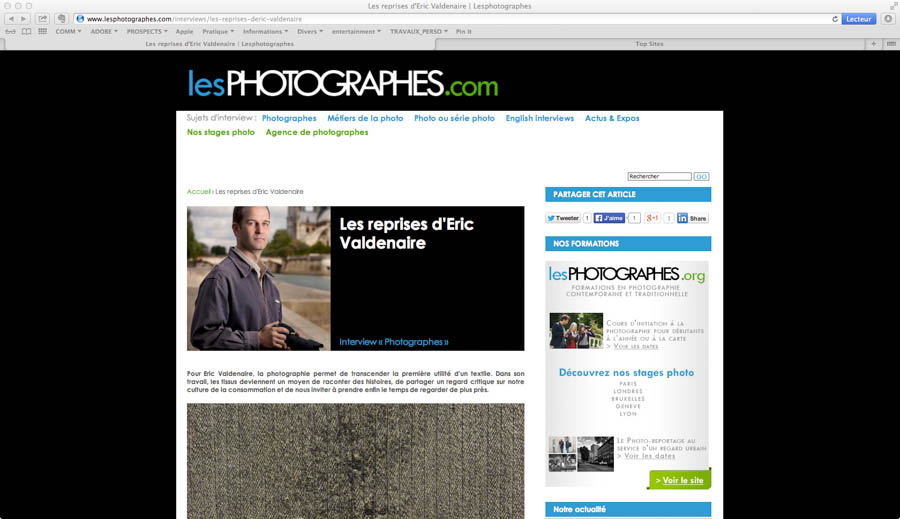 LesPHOTOGRAPHES.com