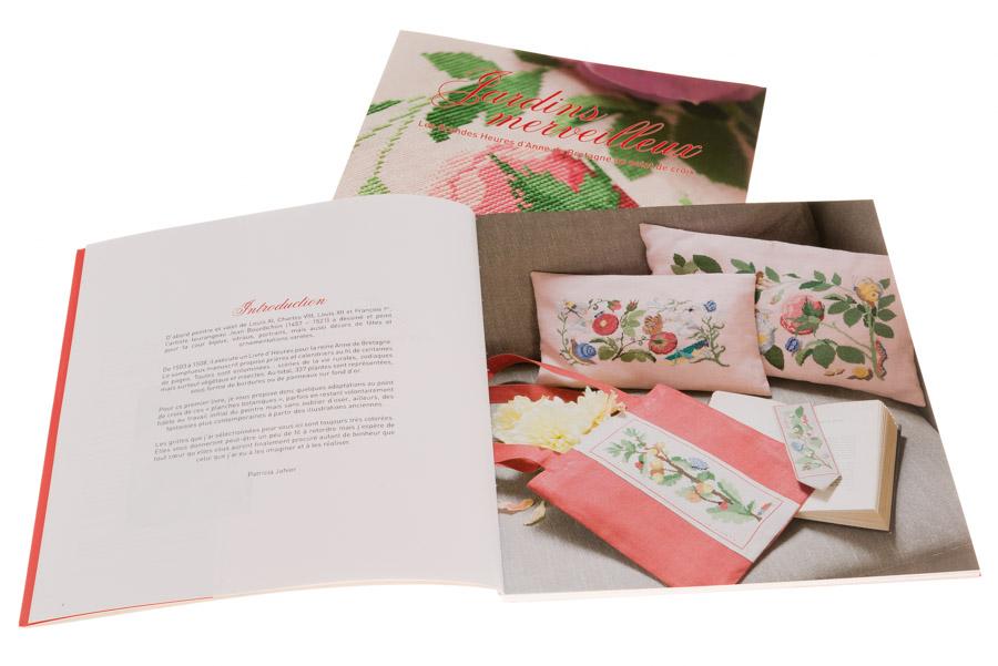 Jardins merveilleux | Couverture et pages 4-5