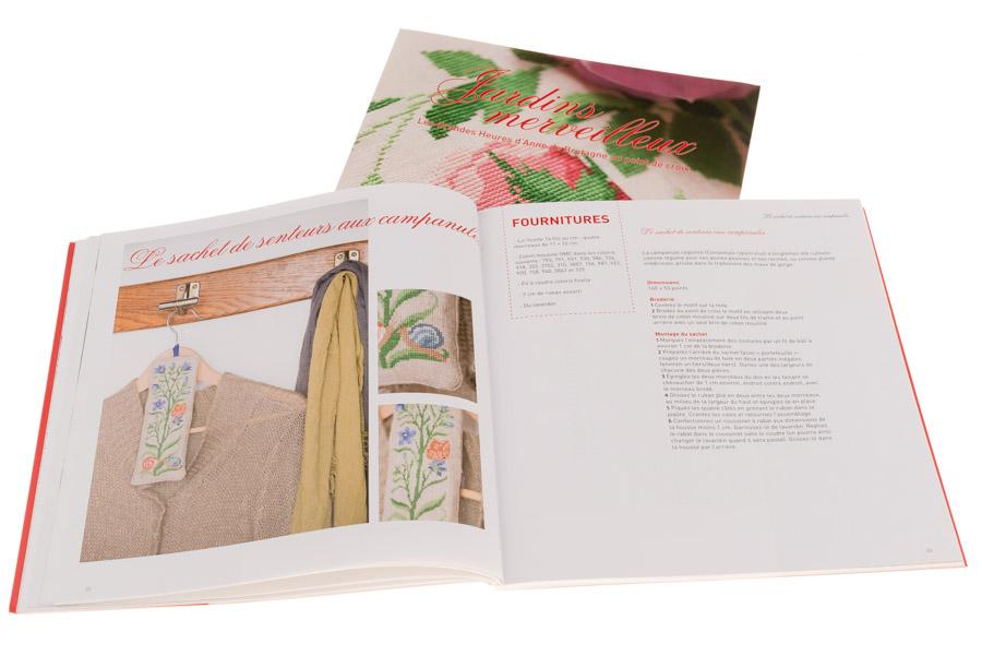 Jardins merveilleux | Couverture et pages 32-33
